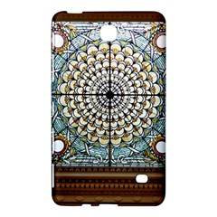 Stained Glass Window Library Of Congress Samsung Galaxy Tab 4 (7 ) Hardshell Case