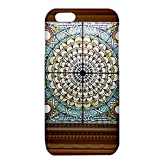 Stained Glass Window Library Of Congress iPhone 6/6S TPU Case