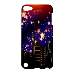 Star Advent Christmas Eve Christmas Apple Ipod Touch 5 Hardshell Case