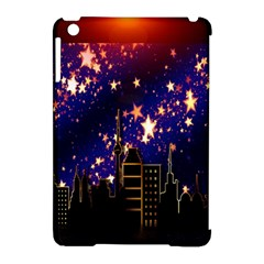 Star Advent Christmas Eve Christmas Apple Ipad Mini Hardshell Case (compatible With Smart Cover)