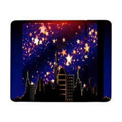 Star Advent Christmas Eve Christmas Samsung Galaxy Tab Pro 8.4  Flip Case