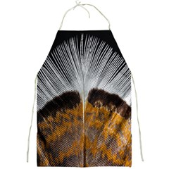 Spring Bird Feather Turkey Feather Full Print Aprons