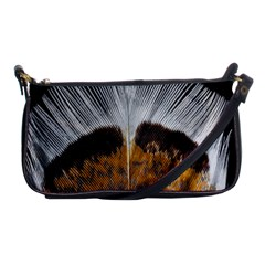 Spring Bird Feather Turkey Feather Shoulder Clutch Bags