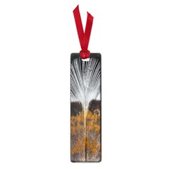 Spring Bird Feather Turkey Feather Small Book Marks