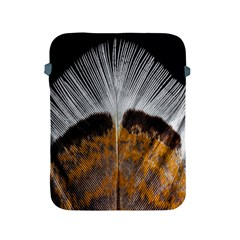 Spring Bird Feather Turkey Feather Apple Ipad 2/3/4 Protective Soft Cases