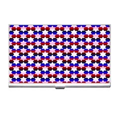 Star Pattern Business Card Holders