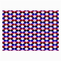 Star Pattern Large Glasses Cloth (2 Side)