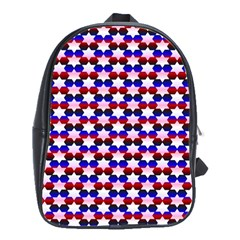 Star Pattern School Bags(large)