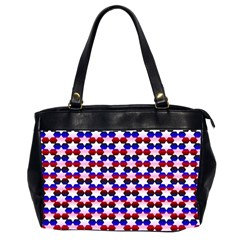 Star Pattern Office Handbags (2 Sides)