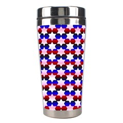 Star Pattern Stainless Steel Travel Tumblers