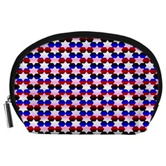 Star Pattern Accessory Pouches (large)