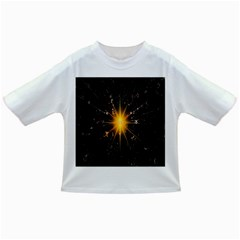 Star Christmas Advent Decoration Infant/toddler T Shirts
