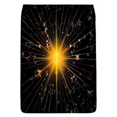 Star Christmas Advent Decoration Flap Covers (s)