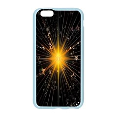 Star Christmas Advent Decoration Apple Seamless iPhone 6/6S Case (Color)