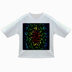 Star Christmas Curtain Abstract Infant/toddler T Shirts