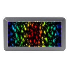Star Christmas Curtain Abstract Memory Card Reader (Mini)