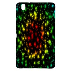 Star Christmas Curtain Abstract Samsung Galaxy Tab Pro 8 4 Hardshell Case