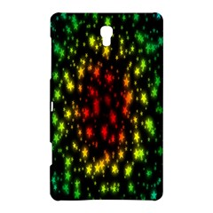 Star Christmas Curtain Abstract Samsung Galaxy Tab S (8.4 ) Hardshell Case