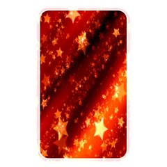 Star Christmas Pattern Texture Memory Card Reader