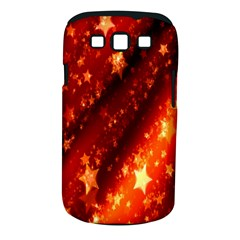 Star Christmas Pattern Texture Samsung Galaxy S Iii Classic Hardshell Case (pc+silicone)