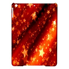 Star Christmas Pattern Texture iPad Air Hardshell Cases