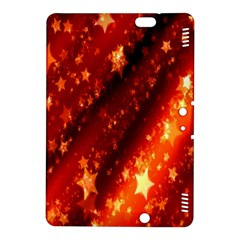 Star Christmas Pattern Texture Kindle Fire Hdx 8 9  Hardshell Case