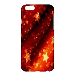 Star Christmas Pattern Texture Apple Iphone 6 Plus/6s Plus Hardshell Case