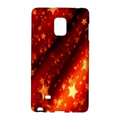Star Christmas Pattern Texture Galaxy Note Edge