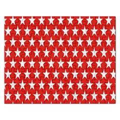 Star Christmas Advent Structure Rectangular Jigsaw Puzzl