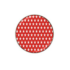 Star Christmas Advent Structure Hat Clip Ball Marker