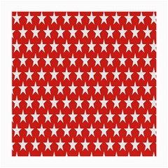 Star Christmas Advent Structure Medium Glasses Cloth (2 Side)