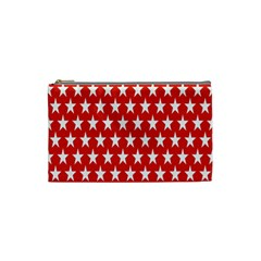 Star Christmas Advent Structure Cosmetic Bag (small)