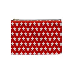 Star Christmas Advent Structure Cosmetic Bag (Medium)