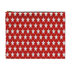 Star Christmas Advent Structure Cosmetic Bag (XL)