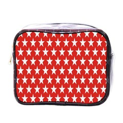 Star Christmas Advent Structure Mini Toiletries Bags
