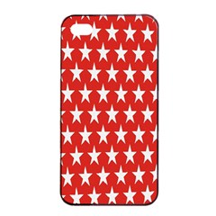 Star Christmas Advent Structure Apple Iphone 4/4s Seamless Case (black)