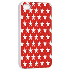 Star Christmas Advent Structure Apple Iphone 4/4s Seamless Case (white)