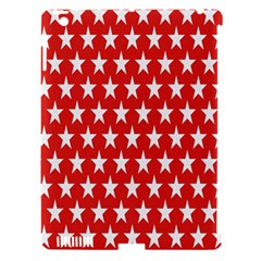 Star Christmas Advent Structure Apple Ipad 3/4 Hardshell Case (compatible With Smart Cover)