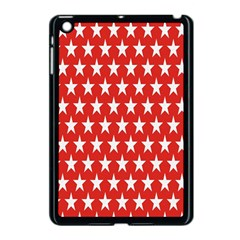 Star Christmas Advent Structure Apple iPad Mini Case (Black)