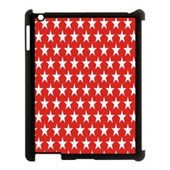 Star Christmas Advent Structure Apple Ipad 3/4 Case (black)