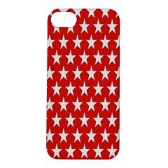 Star Christmas Advent Structure Apple iPhone 5S/ SE Hardshell Case