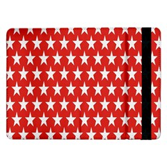 Star Christmas Advent Structure Samsung Galaxy Tab Pro 12 2  Flip Case