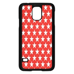 Star Christmas Advent Structure Samsung Galaxy S5 Case (Black)