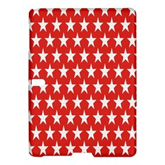 Star Christmas Advent Structure Samsung Galaxy Tab S (10.5 ) Hardshell Case