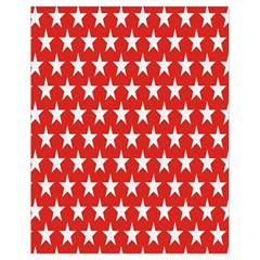 Star Christmas Advent Structure Drawstring Bag (small)