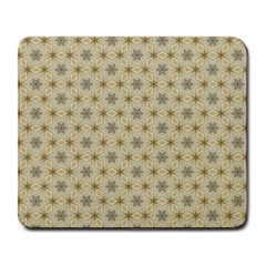 Star Basket Pattern Basket Pattern Large Mousepads