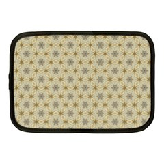 Star Basket Pattern Basket Pattern Netbook Case (medium)