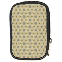 Star Basket Pattern Basket Pattern Compact Camera Cases