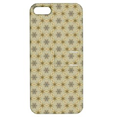 Star Basket Pattern Basket Pattern Apple Iphone 5 Hardshell Case With Stand