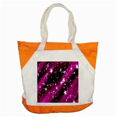 Star Christmas Sky Abstract Advent Accent Tote Bag